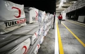 Türk Kızılayı'ndan evleri yıkılanlar için 100 kalıcı konut projesi!