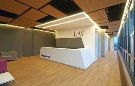 LAV Genel Müdürlük Ofisi'nde OSO Mimarlık imzası!