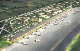 Çukurova Havaalanı'nın inşaatı TBMM gündeminde!