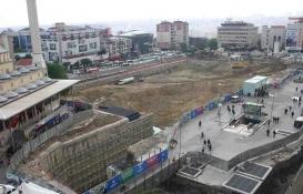 Bağcılar Meydan ve Zemin Altı Otoparkı yıl sonunda açılacak!