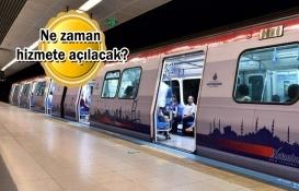 Ümraniye-Göztepe Metro Hattı'nın inşaatında son durum ne?