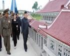 Kuzey Kore'deki Pyongyang Halk Köyü yıkılacak!