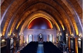 1500 yıllık Tol Kilisesi restore edildi!