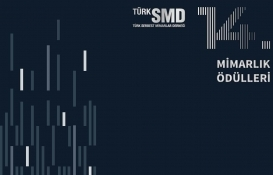 TürkSMD 14'üncü Mimarlık Ödülleri sahiplerini buluyor!