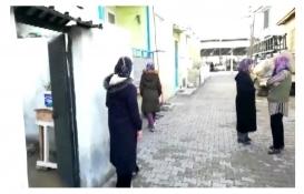 Deprem sonrasında Soma'daki 1 evde çatlaklar oluştu!