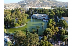 İzmir Kültürpark'ın tarihi mekanlarında restorasyon başlıyor!