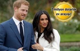 Prens Harry Malibu'dan ev alacak!