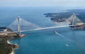 Yavuz Sultan Selim Köprüsü'nde hisse devrine vize!