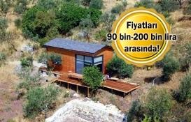 'Küçük ev' akımı Türkiye'de yaygınlaşıyor!