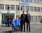 Hakkari'deki okul için yıkım kararı alınması protesto edildi!
