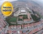 Küçükyalı Karayolları arazisinde park alanı arttırıldı!