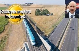 Türkiye ulaşım yatırımlarında gaza bastı!