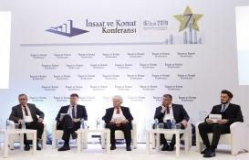 Hasanoğlu 7'nci İnşaat ve Konut Konferansı'na katıldı!