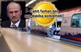 İstanbul Havalimanı metrosu ne zaman açılıyor?