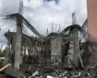 Çekmeköy'de inşaat çöktü!