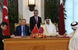 Katar Finans Merkezi ile İstanbul Finans Merkezi arasında iş birliği sağlandı!