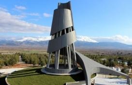 Süleyman Demirel'in anıt mezarı bitme aşamasında!