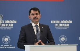 Murat Kurum'dan Konya'ya millet bahçesi müjdesi!