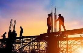 İnşaat sektöründeki şirketlerin yüzde 42.9'u evden çalışıyor!
