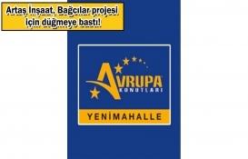 Avrupa Konutları Yenimahalle ön talep topluyor! Yeni proje!