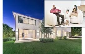 Kim Kardashian ve Kanye West'in 20 milyon dolarlık evi!