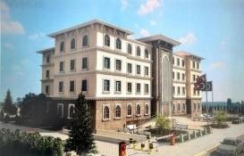 TOKİ Antalya Aksu hükümet konağı inşaatı ihalesi bugün!