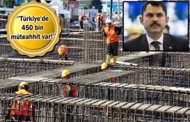 Türkiye inşaat sektöründe dünya ikincisi!