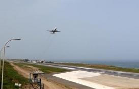 Bakıma alınan Trabzon Havalimanı yeniden açıldı!
