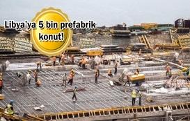 Libya'da Türk inşaat şirketleri için konut potansiyeli büyük!