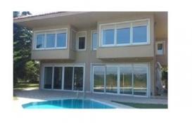 Palmiye Boğaziçi Evleri'nde 11.5 milyon TL'ye icradan satılık villa!