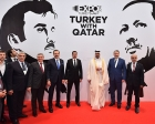 Katar'da ilk gün 1.600 iş görüşmesi yapıldı!