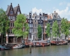 Amsterdam'da uçağı ev yaptılar!