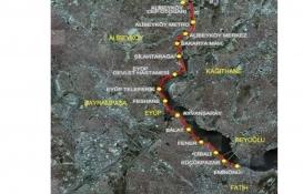 Eminönü-Alibeyköy hattı 2020 yılının sonunda açılacak!