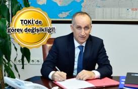 Ömer Bulut, TOKİ'nin yeni başkanı oldu!