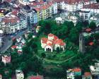 Trabzon'da bir inşaatta