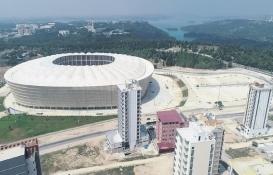 Yeni Adana Stadyumu 2020'de açılacak!