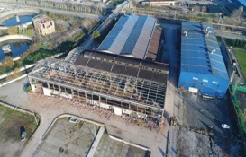 Kocaeli Mannesman Fabrikası'nın binaları yıkılacak!