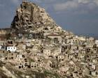 Uçhisar Kalesi'ne gelen turist geçen seneye oranla yüzde 50 arttı!