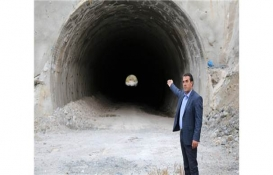 Gümüşhane'deki Aynalı Viraj Tüneli tepki çekiyor!