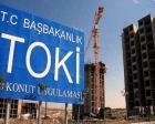 TOKİ'nin 48 konut ve iş yeri 6.3 milyon TL'ye satıldı!