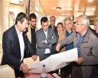Büyük Akdeniz Küçük Sanayi Sitesi'nin tapuları teslim edildi!