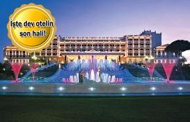 Mardan Palace Hotel'in borcu 115 milyon euroya ulaştı!