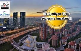 Dağ Mimarlık ve Mühendislik'ten Ümraniye'ye dönüşüm projesi!