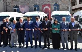 Ankara Güdül Kent Müzesi ve Öğrenci Yurdu açıldı!