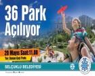 Konya Selçuklu'da 36 parkın toplu açılış töreni yarın gerçekleşecek!