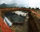 Konya Seydişehir'de atıksu arıtma tesisi inşa ediliyor!
