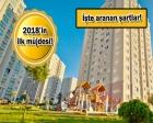 TOKİ'den hiç evi olmayana 45 bin konut!