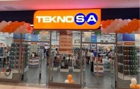 Teknosa'dan bir haftada iki yeni mağaza!