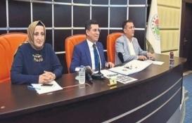Antalya Kepez Belediye Meclisi olağanüstü toplantısı