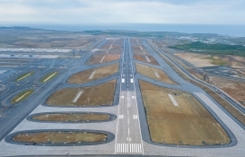 İstanbul Havalimanı'nın 3.pisti yüzde 40 daraltıldı mı?